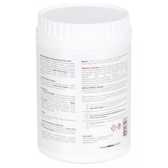 Vebox Ultra Oxygen Toz Leke Çıkarıcı (1000 Gram)